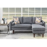 Lourenco 70 Right Hand Facing Sofa & Chaise by Corrigan Studio®