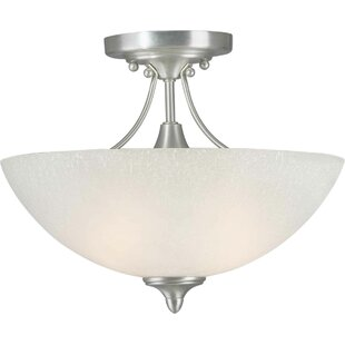 Vanzandt 2-Light Semi Flush Mo..
