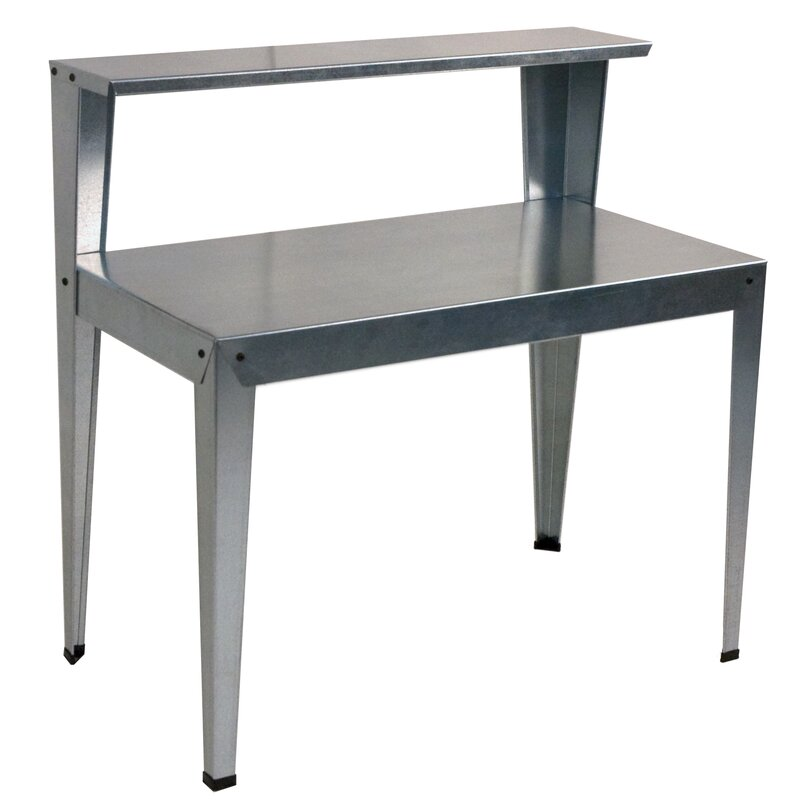 Poly Tex Galvanized Steel Potting Bench