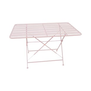 Lines Steel Dining Table Image