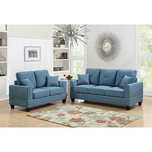 Champine 2 Piece Living Room S..