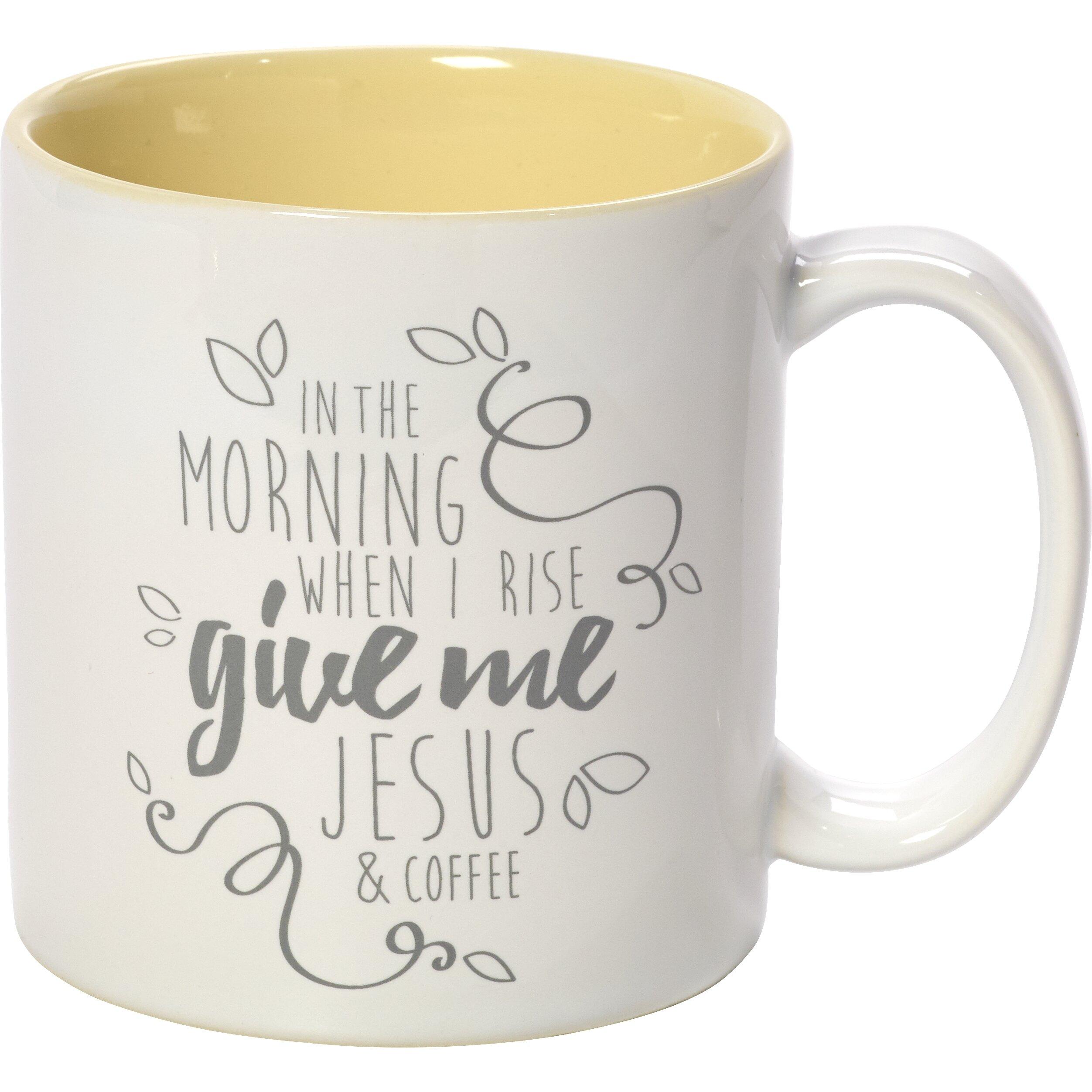 Precious Moments Give Me Coffee Mug Wayfair