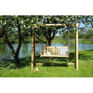 Woodhill Swing Seat Stand By Sol 72 Outdoor