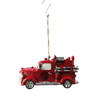 Alpine Hanging Fire Truck ..
