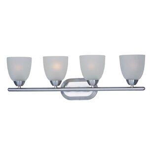 Hayden 4-Light Vanity Light By Andover Mills Wall Lights