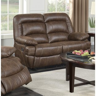 Crew Reclining Loveseat by Red..
