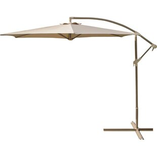 Worldwide Sourcing 10' Cantilever Umbrella