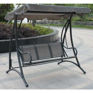 Finley 3 Seater Swing Seat By Freeport Park
