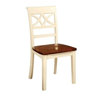 Ivery Dual Tone Dining Chair by August Grove