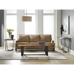 Live Edge 3 Piece Coffee Table Set  by Hooker Furniture