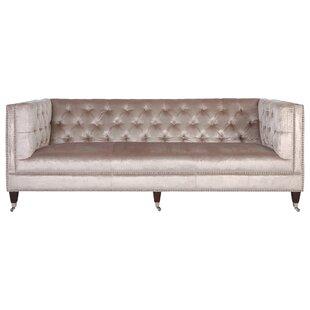 Reynaldo Upholstered Chesterfield Sofa