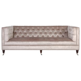 Reynaldo Upholstered Chesterfield Sofa by Willa Arlo Interiors