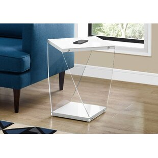 Samir End Table by Orren Ellis