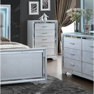 Reviews Goforth 5 Drawer Chest by Orren Ellis