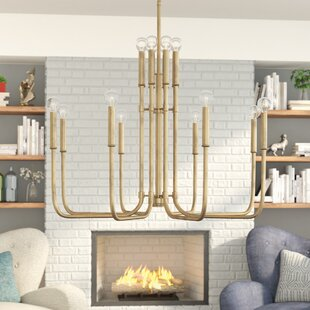 Nyack 16-Light Chandelier By Mercury Row