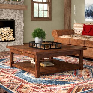 Loon Peak Cheyenne Coffee Table