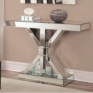 "Annelle 47"" Console Table by Willa Arlo Interiors SKU:EB457020 Description"