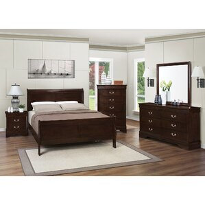 Blundell Panel Customizable Bedroom Set
