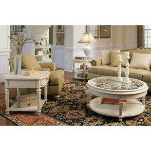 Lark Manor Daniella 4 Piece Coffee Table Set