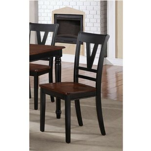 Hudspeth Wooden Dining Chair by August Grove Modern