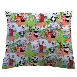 Reviews Animal Picnic Pillowcase By Sheetworld