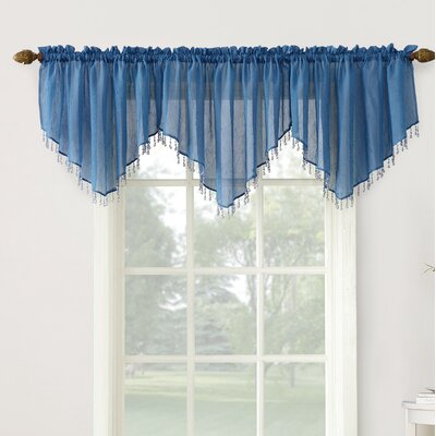 Blue Amp Yellow Amp Gold Valances Amp Kitchen Curtains You Ll
