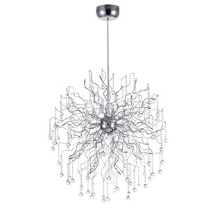 CWI Lighting 32-Light Sputnik Chandelier