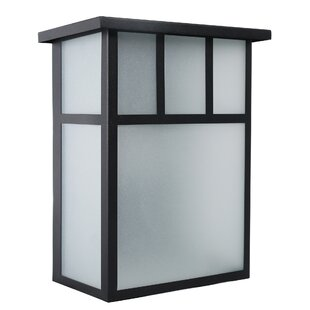 Files LED Outdoor Wall Lantern
