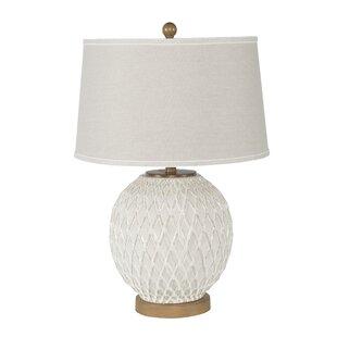 Lattice Table Lamp by Pana..