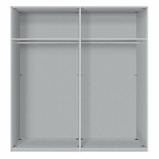 Ammiras 4 Door Wardrobe By Ebern Designs