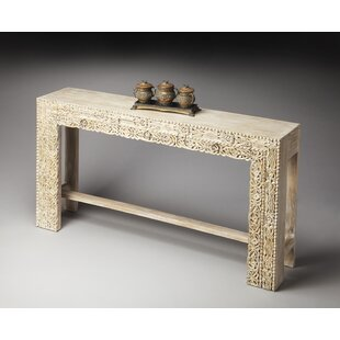 Great choice Gillis Console Table By Bungalow Rose