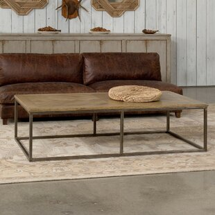 Best Price Cascade Coffee Table By Sarreid Ltd