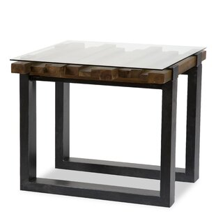 Keystone End Table by Michael Amini