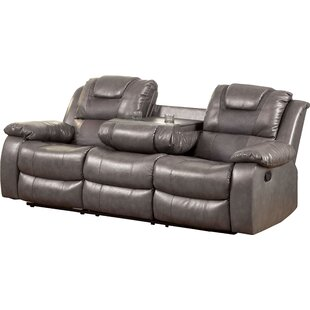 Compare prices Harrison Reclining Sofa by Hokku Designs Reviews (2019) & Buyer's Guide