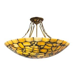 Frederick Cooper Parlor Bowl 8-Light Pendant