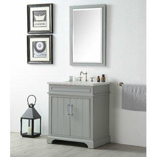 Yesler 30 Single Vanity Set by Gracie Oaks