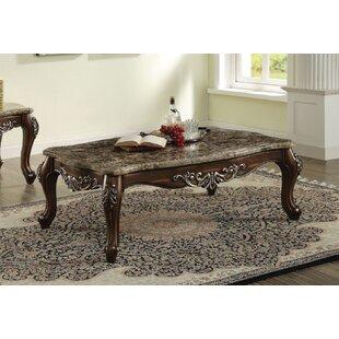 Roswell Living Room Coffee Table by Fleur De Lis Living