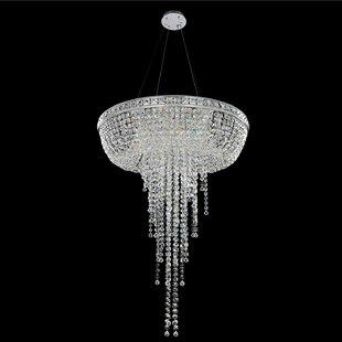 Allegri by Kalco Lighting Cascata 8-Light Chandelier