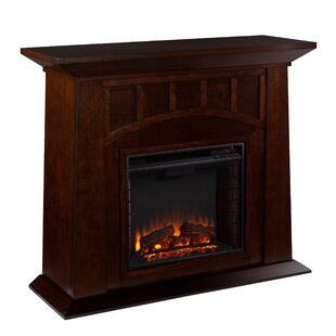 Manchester Electric Fireplace Wildon Home ?