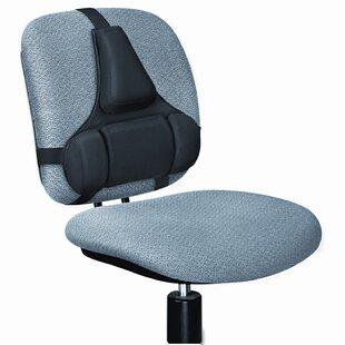 Professional Series Back Support Memory Foam Cushion