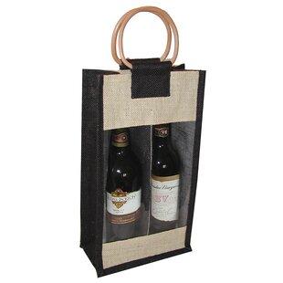 Two Bottle Carrier By BellaVita