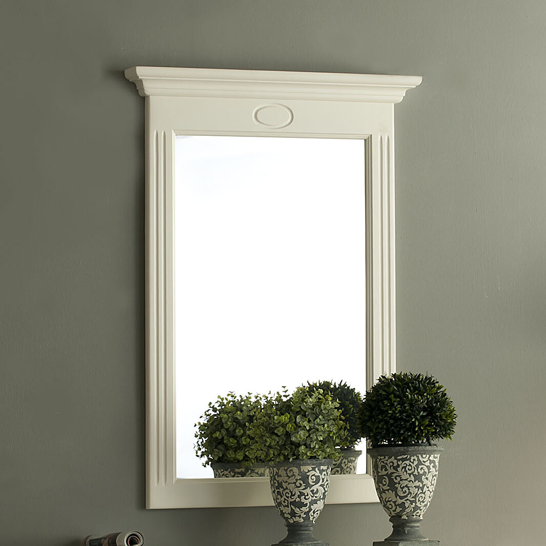 Forestdream Freiburg Accent Mirror | Wayfair.co.uk