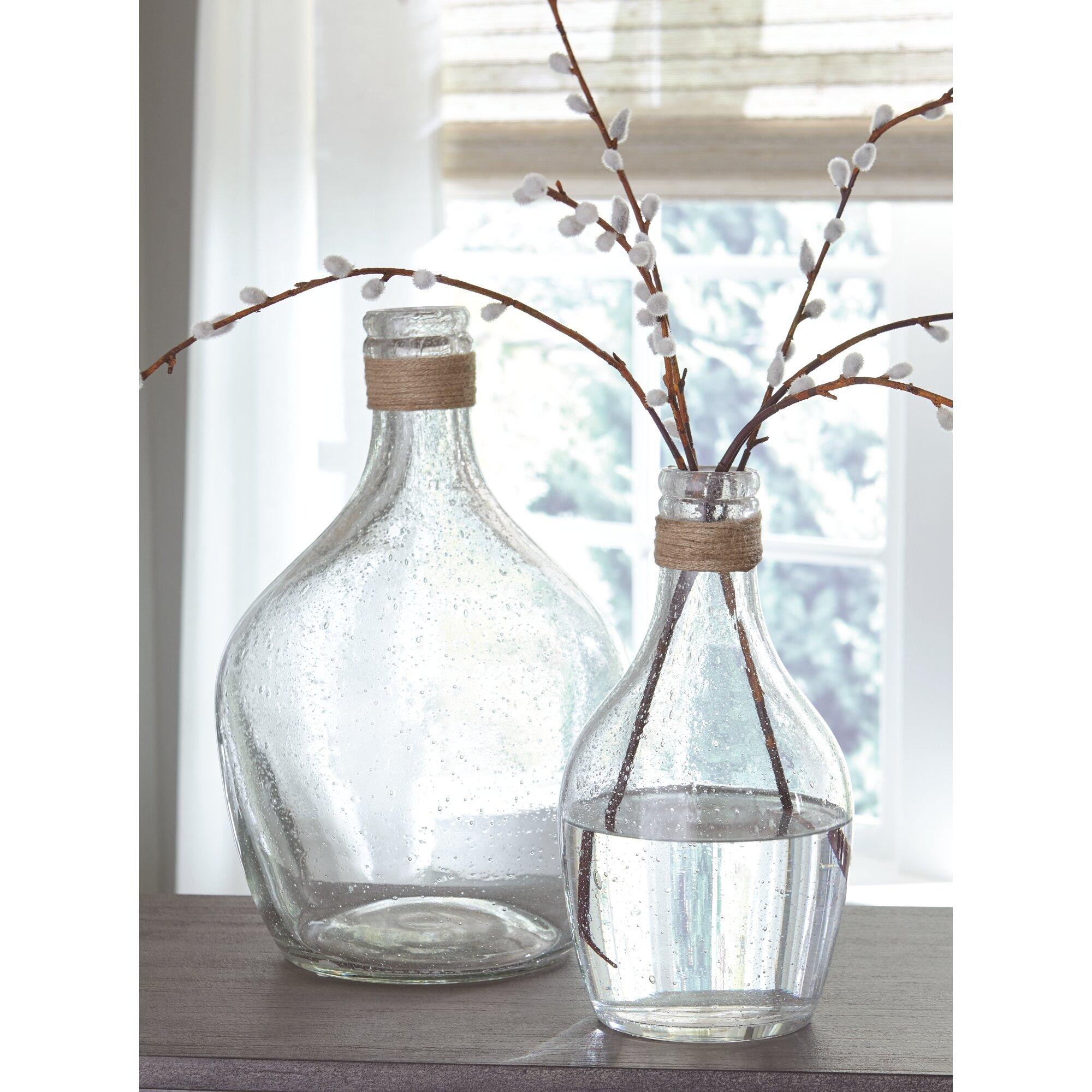 Watertight Vases Urns Jars Bottles You Ll Love In 2021 Wayfair
