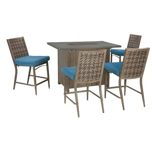 Bay Isle Home Goufes Bar Set