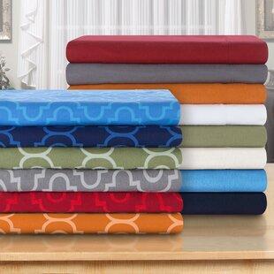 Cullen Flannel Sheet Set