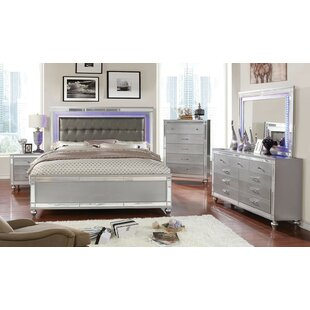 Rothwell Panel Configurable Bedroom Set