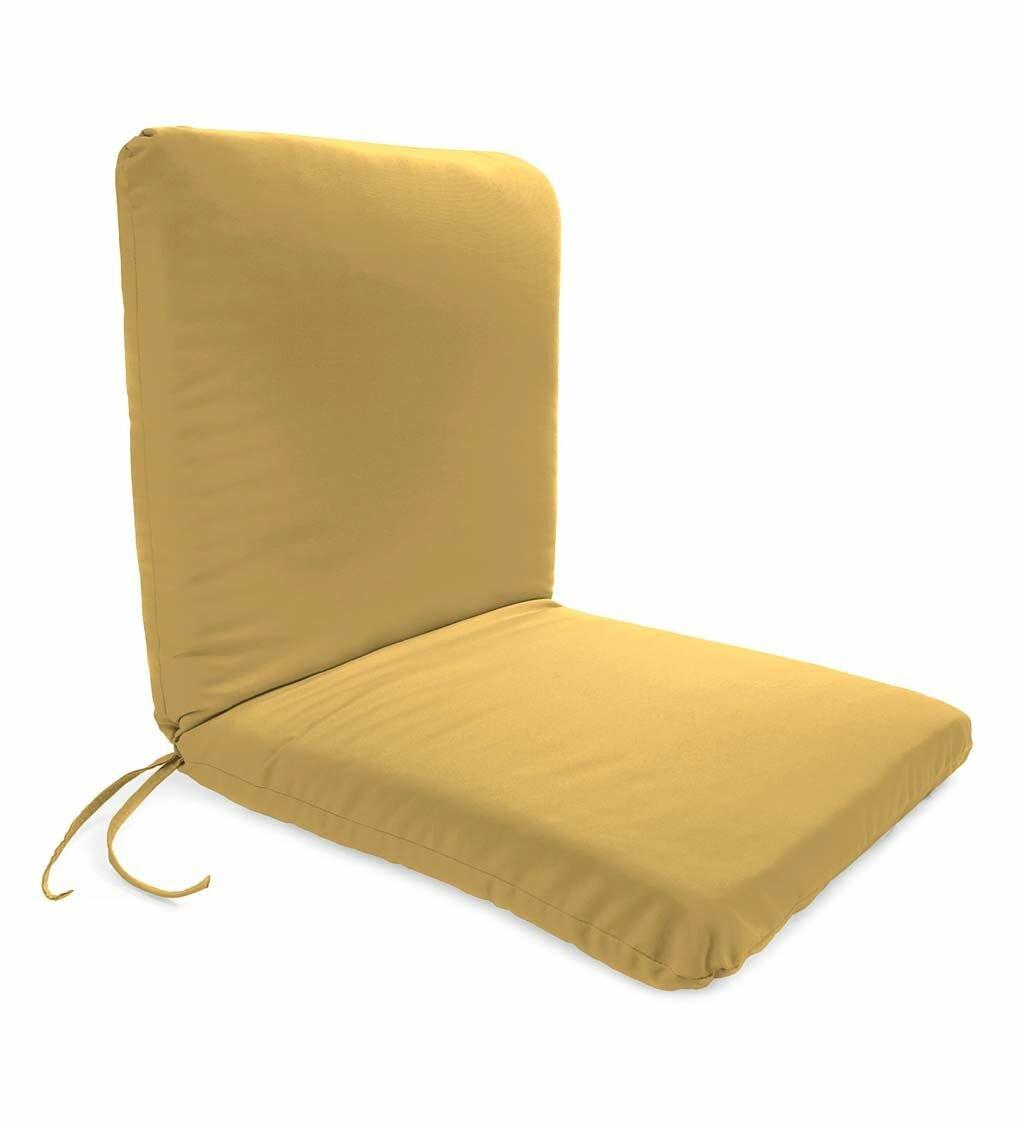 Superb Classic Outdoor Lounge Chair Cushion Machost Co Dining Chair Design Ideas Machostcouk