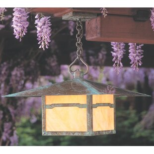 Price Check Monterey 1-Light Outdoor Hanging Lantern By Arroyo Craftsman