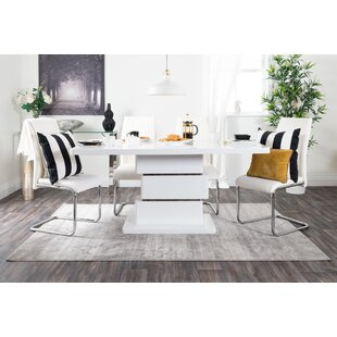 Espanola Dining Set With 6 Chairs By Metro Lane