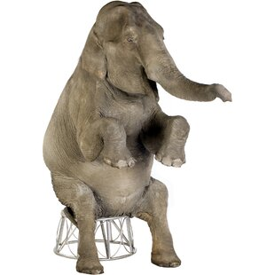 Asian Elephant Cardboard Stand-Up By Advanced Graphics
